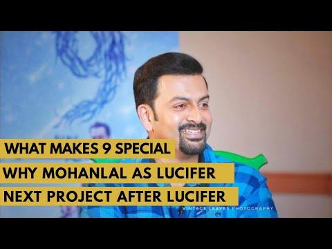 Dilse with FK | Interview With Prithviraj Sukumaran |Nine Movie |Lucifer |Petta |Mohanlal |Mammootty
