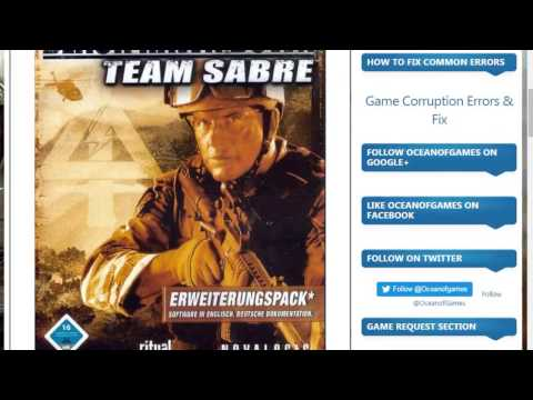 How to download Delta Force Black Hawk Down Team Sabre