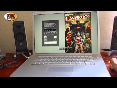 How to use comiXology