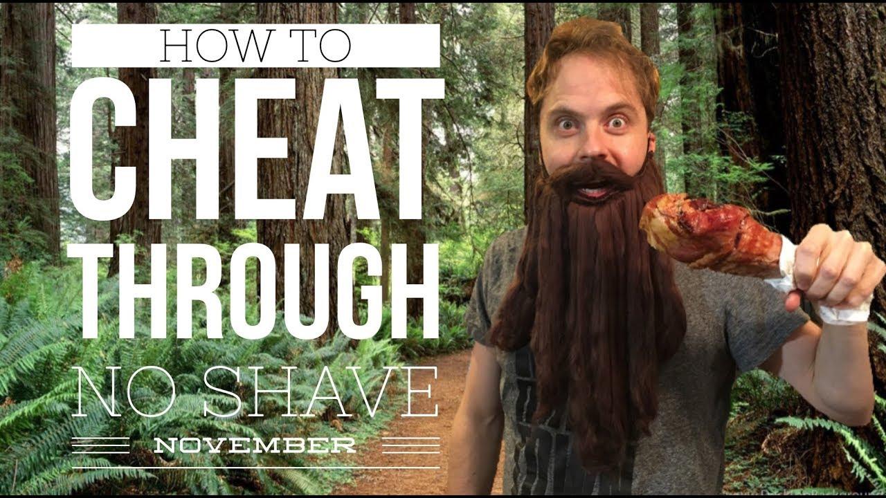 How To Grow Man Beard 01 02 03 04