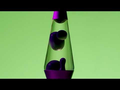 4K LAVA LAMP - Best  - MOVING ART - SLOW TV - PSYCHEDELIC - 4K UHD - FIREPLACE VIDEO