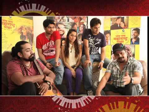 Jhakaas Jhalak - Jay Jay Maharashtra Maza About Punyanagri Song