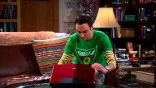 The Big Bang Theory - The Desperation Emanation