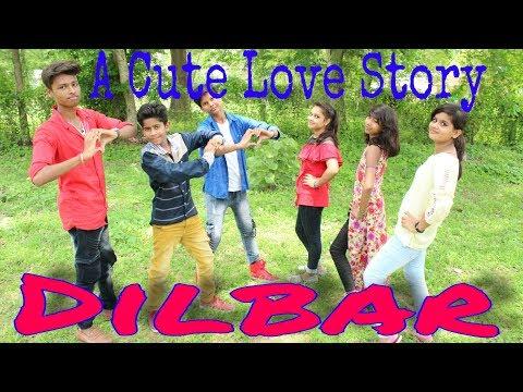 DILBAR | A Cute Love Story | Choreography By Indradeep | Satyameva Jayate