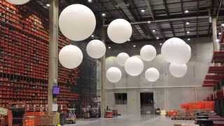 Event Decor for a Warehouse Corporate Event in CT | Party Planning and Ideas