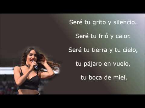 Lali Esposito - Seré (letra)