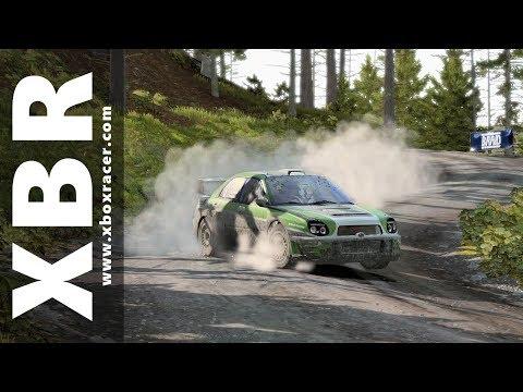 DiRT 4 - Replay Subaru Impreza 2001 @ Glascwm Forest, Pays de Galles (14.69km)