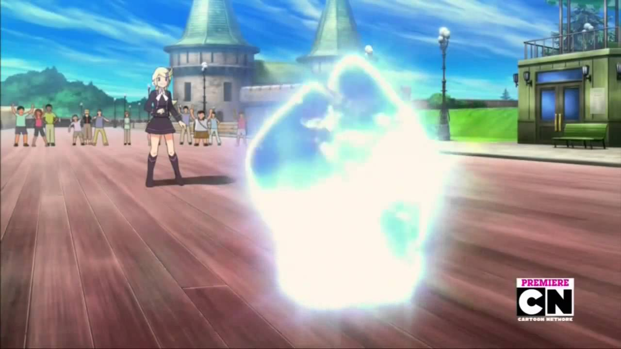 Pokémon Xy Movie 17 Diancie And The Cocoon Of Destruction Abertura