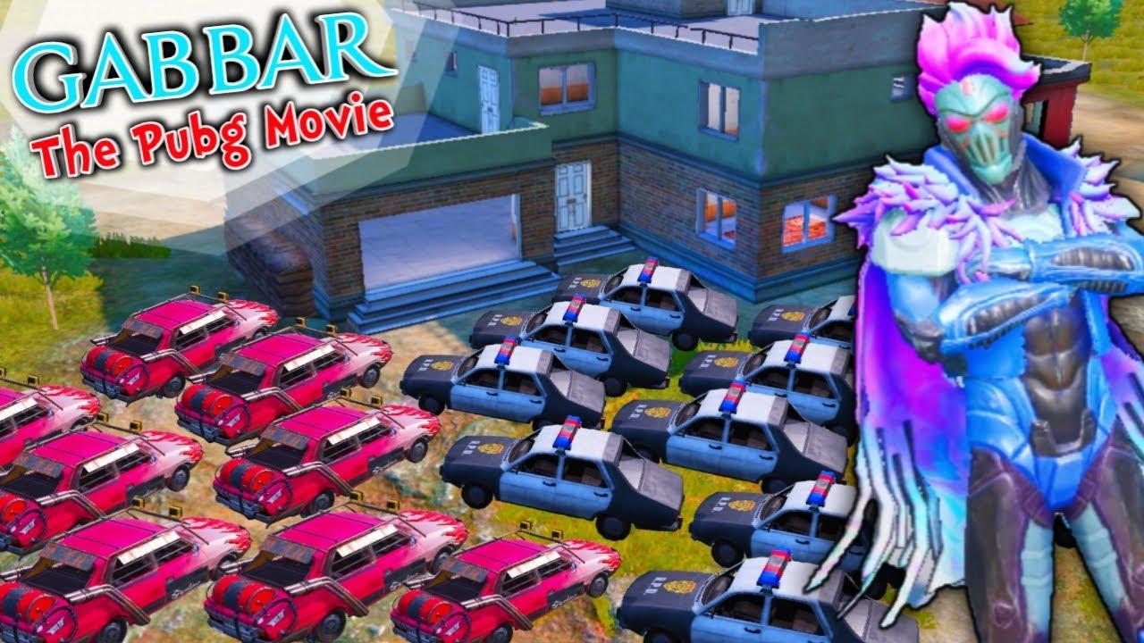 Gabbar - The Pubg Movie | Pubg Mobile Short Film