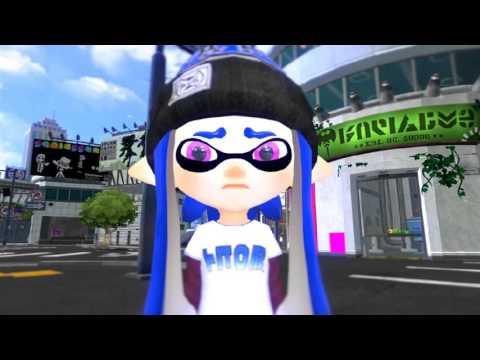 (Splatoon GMOD SM64 Short) Blu Inkling's Question