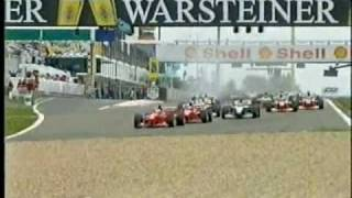1998 F1 Season Highlights