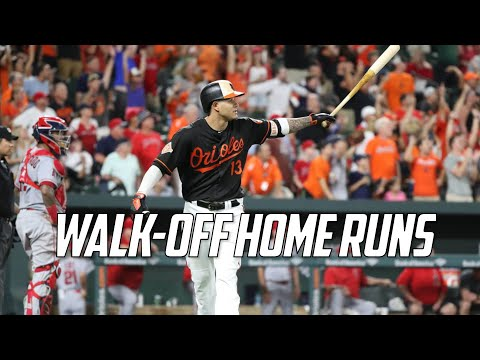 MLB | Walk-Off Home Runs of 2017 | Part 3 - YouTube
