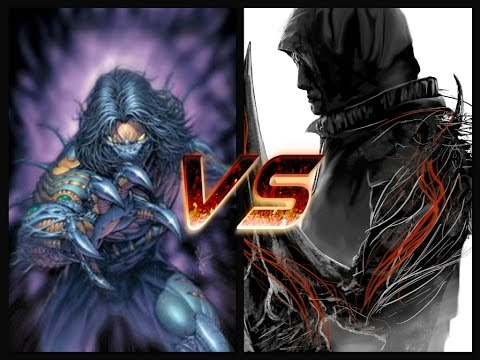 SECTION 4 FANTASY FIGHT-(The Darkness Vs Alex Mercer)