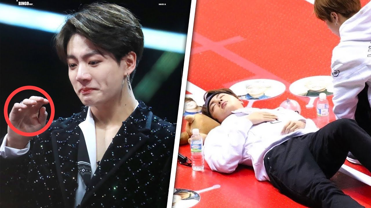 Download 8 Times BTS members Got Seriously Injured