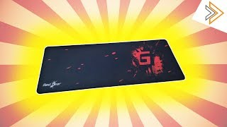 Cheap Gaming Mouse Pad - RedGear MP80 Control Type [ in HINDI ]