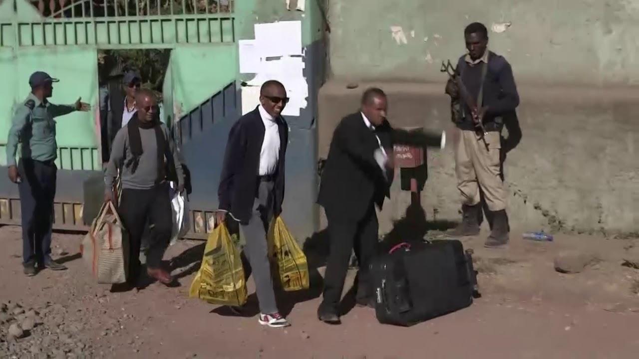 Eskindir Nega, Anduwalem Arage, Ahmedin Jebel and Other Prisoners Free!