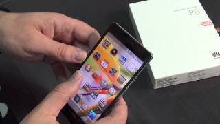 Обзор телефона Huawei P6