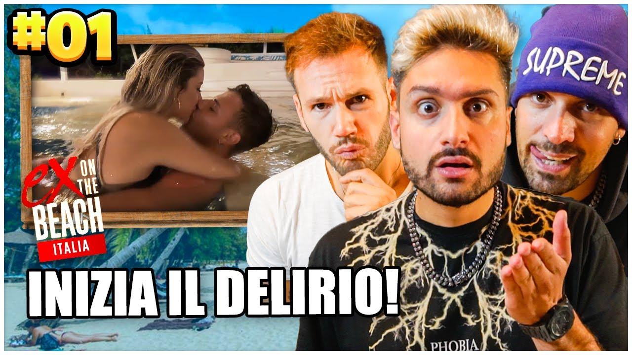 Download EX ON THE BEACH ITALIA 3: INIZIA IL DELIRIO (PUNTATA 1) (CON MATTEO DIAMANTE)   IPANTS