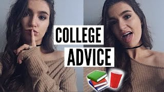 THE TRUTH ABOUT COLLEGE: Parties, Hookups, Studying & Advice For Freshman!!