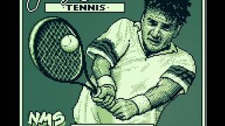 Jimmy Connors Tennis Gameboy OST - Play