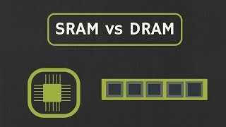 SRAM vs DRAM : How SRAM Works? How DRAM Works? Why SRAM is faster than DRAM?