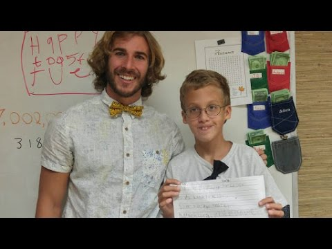 This Teacher's Viral Video Gave a Voice to Kids With Special Needs