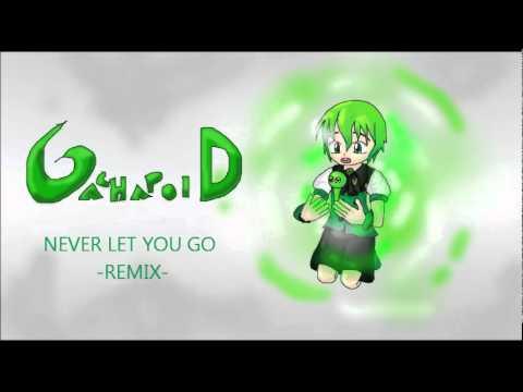 [Ryuto Gachapoid] Never Let You Go -Remix- [VOCALOID3]