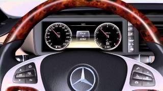 видео Активная система поддержания скорости с функцией Стоп/Старт. BMW