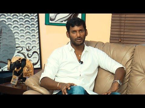 Cinema is all I know  -  #Vishal confesses | Thupparivalan | Myskin