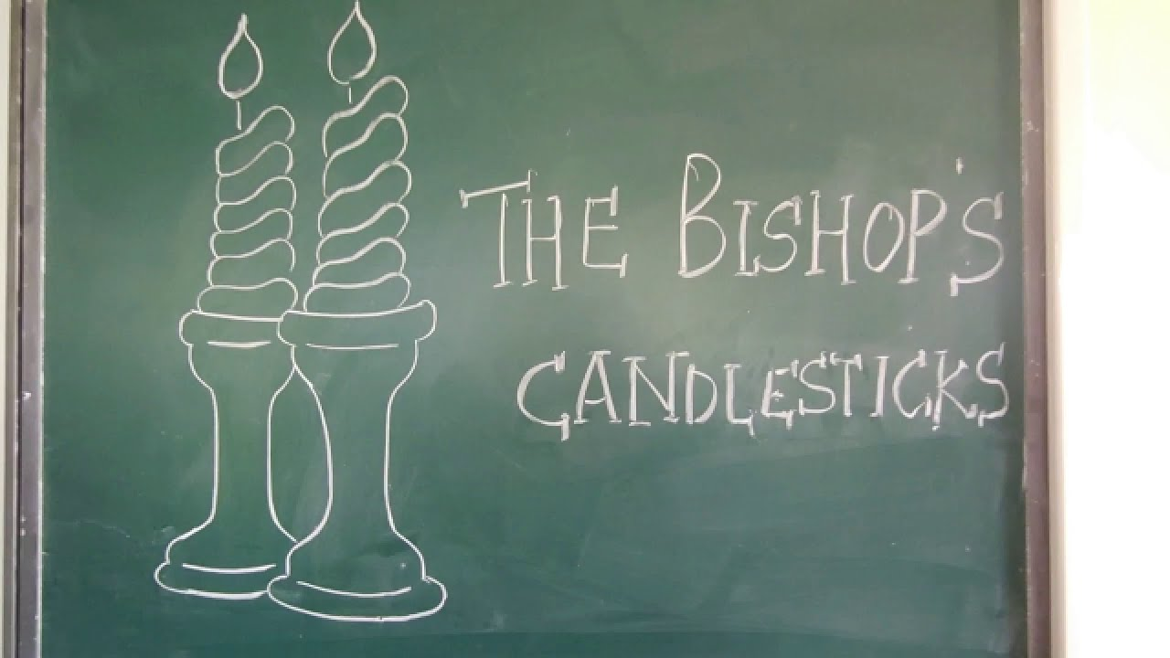 The bishop s candlesticks