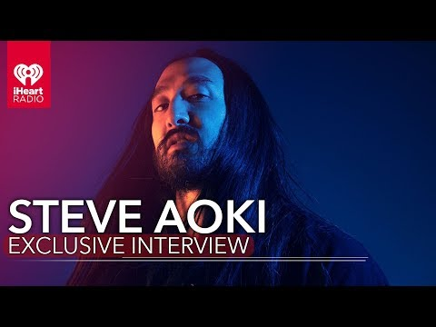 Steve Aoki Discusses New Book, Music, & More