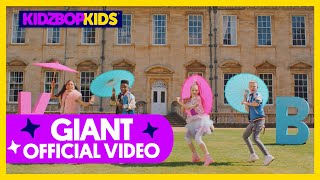 KIDZ BOP Kids - Giant (Official Music Video)
