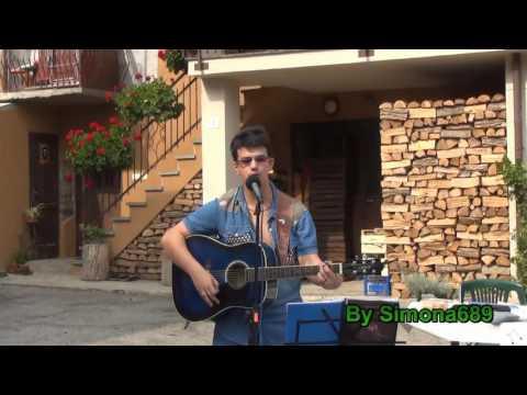 Stefano Devalle, Cantante suonatore, Isasca San Chiaffredo