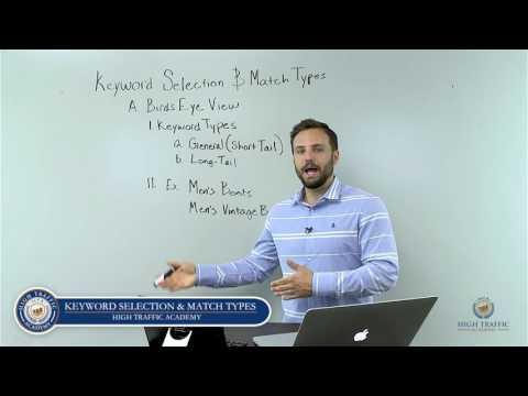 1  Keyword Types   High Traffic Academy