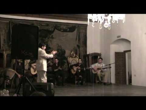 Cuadro Famenco del Conservatorio Profesional de Música de Córdoba