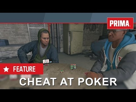 Watch Dogs - How to Cheat and Win at Poker