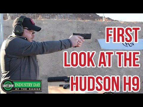 Hudson H9 Pistol | SHOT 2017