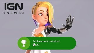 New Xbox Achievement System Could Include Levels, Quests and Avatar Loot - IGN News