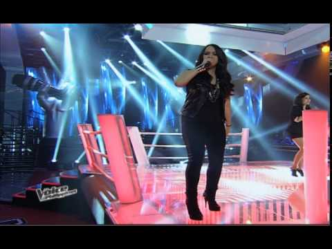 The Voice of the Philippines: Talia vs. Denise | Battle Performance