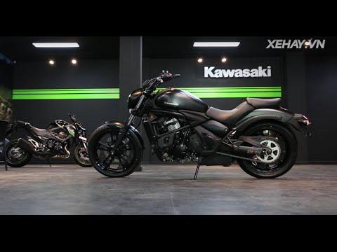 """[XEHAY.VN] Kawasaki Vulcan S ABS 2016 """"hầm hố"""" giá 261 triệu đồng tại Hà Nội"""