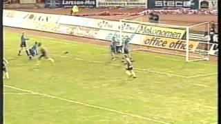 Djurgårdens IF-BK Häcken Allsvenskan 2005 - SVT
