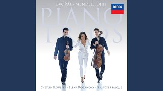 Mendelssohn: Piano Trio No.1 in D Minor, Op.49, MWV Q29 - 1. Molto allegro ed agitato