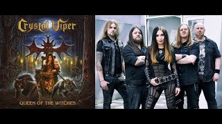 CRYSTAL VIPER - Queen of the Witches [FULL ALBUM]