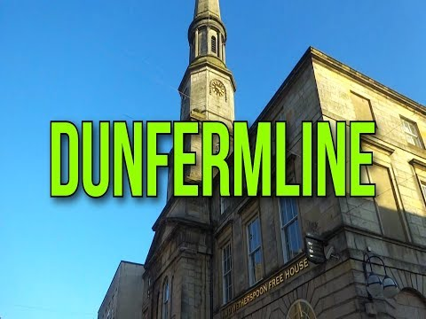 Places To Live In The UK - DUNFERMLINE , Fife , KY11 SCOTLAND