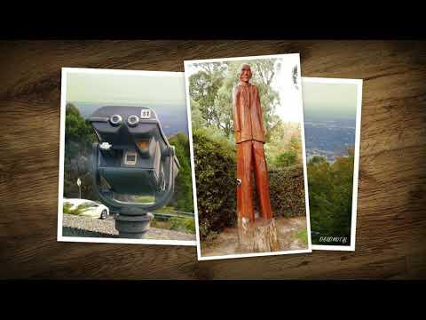 Mt. Dandenong & Botanical Gardens Photo Mix Australia