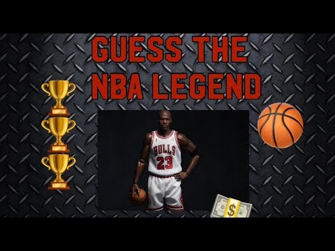 GUESS THE NBA LEGEND QUIZ