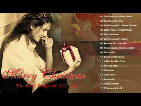 Celine Dion Christmas Songs 2019 Best Christmas Songs Of Celine Dion Celine Dion Christmas Album