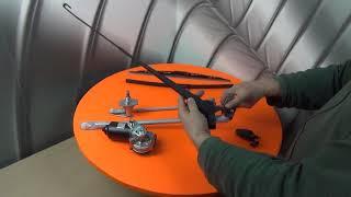 Механизм стеклоочистителя на Хендай Портер 1