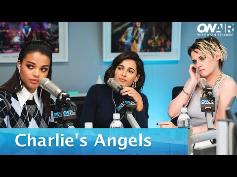 Charlie's Angels Cast Impersonate Each Other and You Have to Witness!   On Air With Ryan SeacrestKaynak: YouTube · Süre: 10 dakika18 saniye