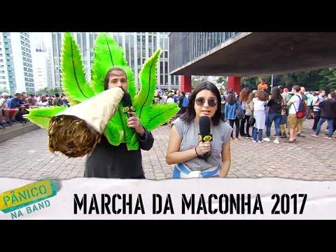 PÂNICO EVENTOS: MARCHA DA MACONHA 2017 (C/ AMANDA RAMALHO E GABE CIELICI)